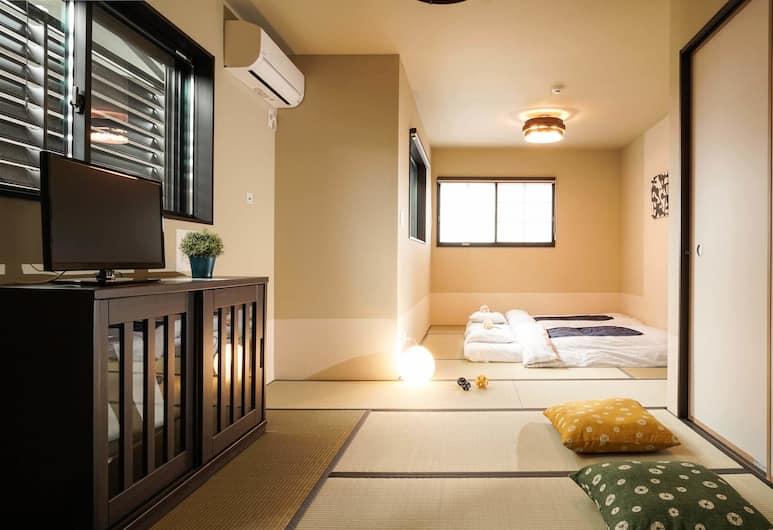 Kamon Inn Aihuka1, Kyoto, Obiteljska soba (B, 2nd Floor), Soba