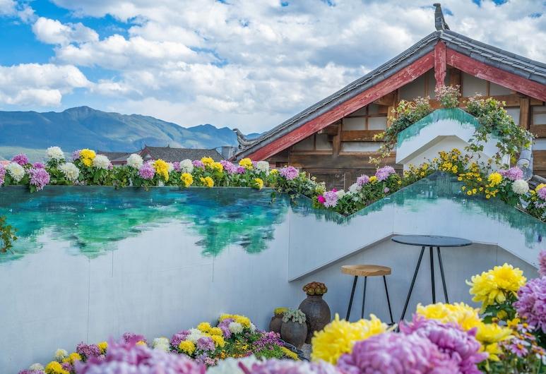 The South House, Lijiang, Jardin