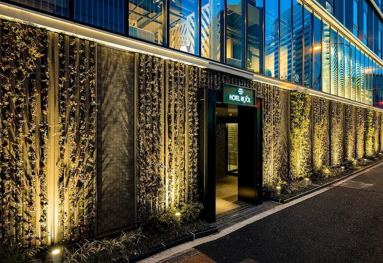 ホテルリソル横浜桜木町, 横浜市, 外装