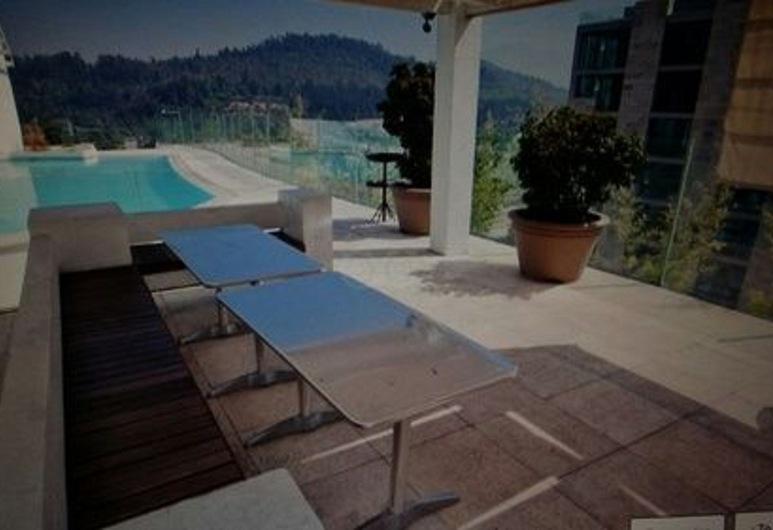 Royal Lyon Apartaments, Santiago, Terrace/Patio