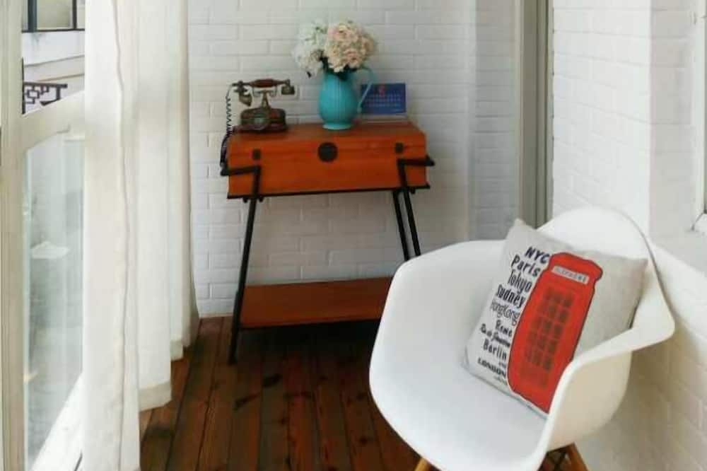 陽台大床房 - 露台