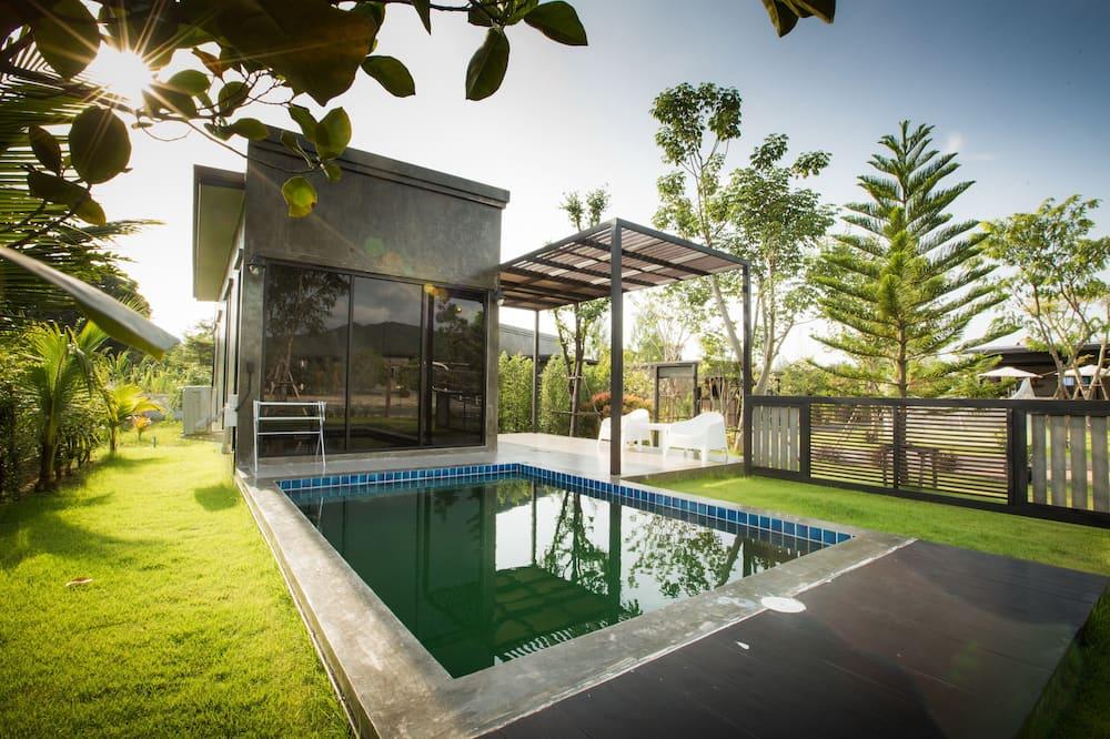 Nantha Pool Villa - Kolam renang pribadi