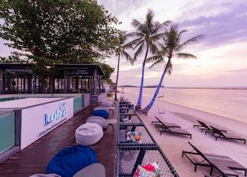 ภาพ หลับดี เกาะสมุย หาดเฉวง ใน เกาะสมุย