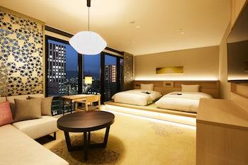 A(z) Hotel Intergate Hiroshima hotel fényképe itt: Hiroshima