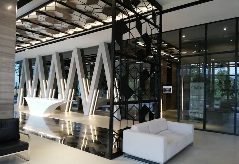 Expressionz Professional Suites by De Space, Kuala Lumpur, Property entrance