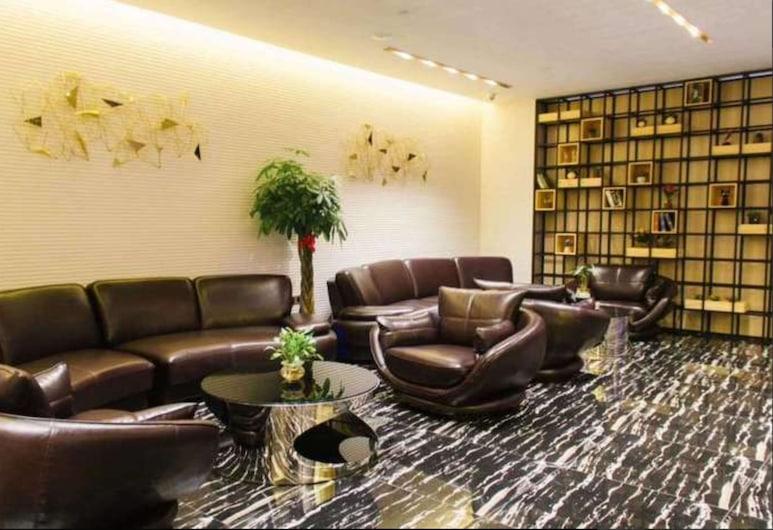 廣州萬奢酒店 - 萬達文化旅遊城店, 廣州市, 大堂閒坐區
