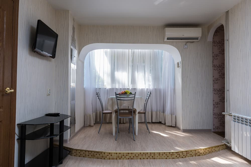 Apartment, 2 Bedrooms, Kitchen, Park View - In-Room Dining