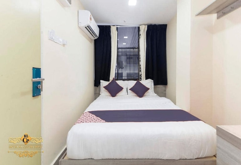 Hotel KL Centre Point, Kuala Lumpur, Deluxe Double Room, Guest Room