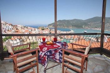 Bild vom Aperanto Galazio in Skopelos