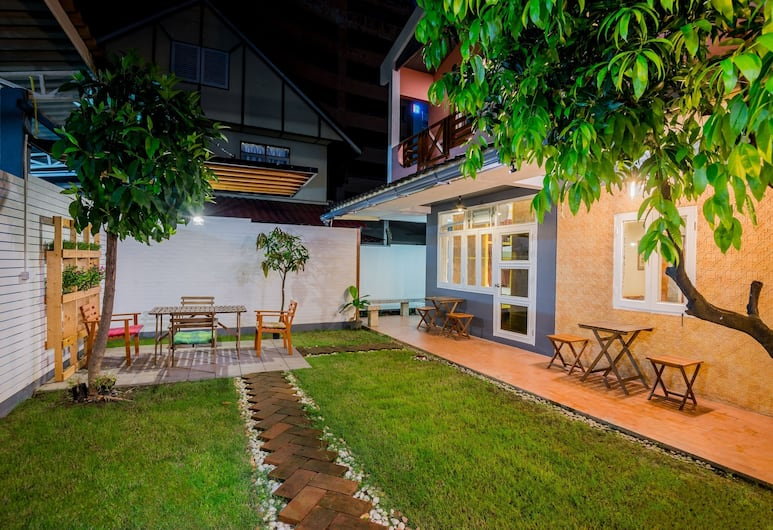 T 스미 하우스 - 호스텔, 방콕, 숙박 시설 부지