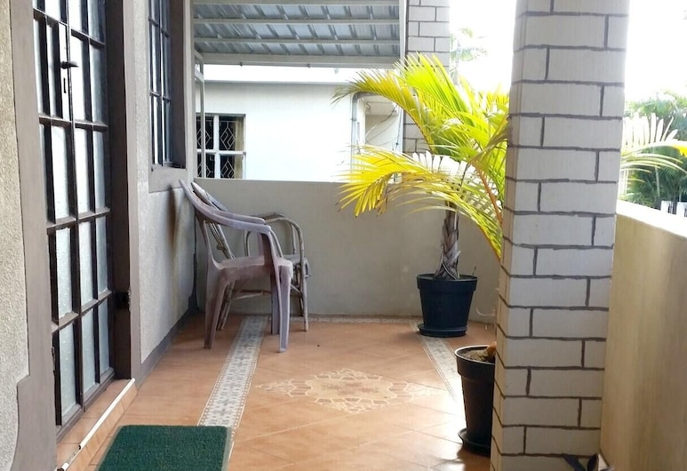 House With 2 Bedrooms in Fond du Sac, With Furnished Terrace and Wifi - 5 km From the Beach, Fond du Sac, Balcony