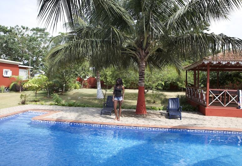 Vila Marilyn, Sao Tome Island