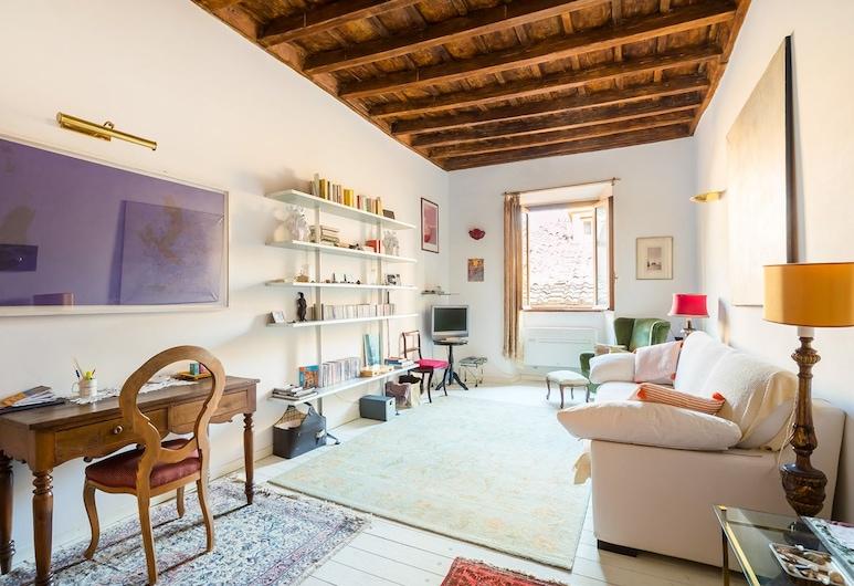 Reginella White Apartment, Rome, House, Berbilang Katil, City View (Reginella White Apartment), Ruang Tamu