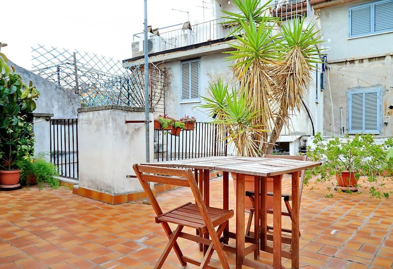 Monti Bright Apartment, Rome, Appartement (1 Bedroom), Terras