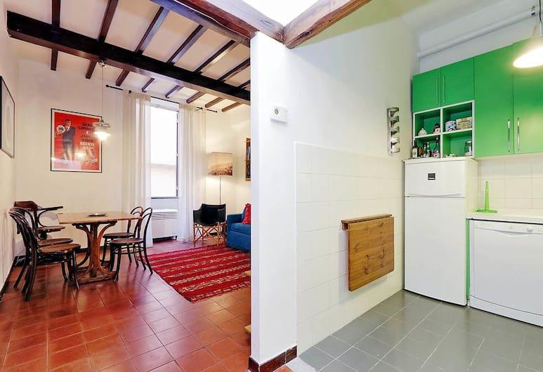 Campo de Fiori Studio Apartment, Rome, Külaliskorter (1 Bedroom), Einetamisala toas