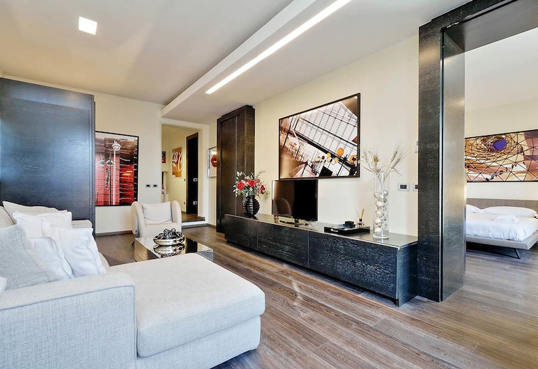 Vittoria Luxury Apartment, Rome, House, 2 Double Beds, City View (Vittoria Luxury Apartment), Room