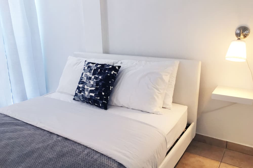 Apartment, 1Queen-Bett und Schlafsofa - Zimmer