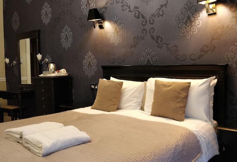 The Haymarket Lairg Hotel, Edinburgh, Standaard tweepersoonskamer, 1 queensize bed, Kamer