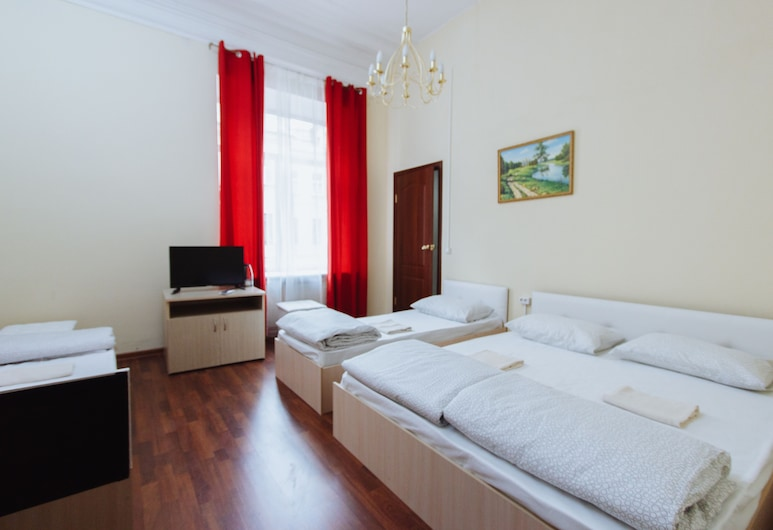Pathos na Lubyanke, Moscow, Suite, Guest Room