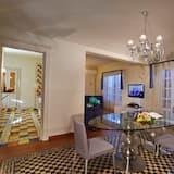 豪華雙床房, 庭院, 山景 - 客房餐飲服務