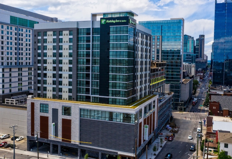 Holiday Inn and Suites Nashville Dtwn - Conv Ctr, Nashville