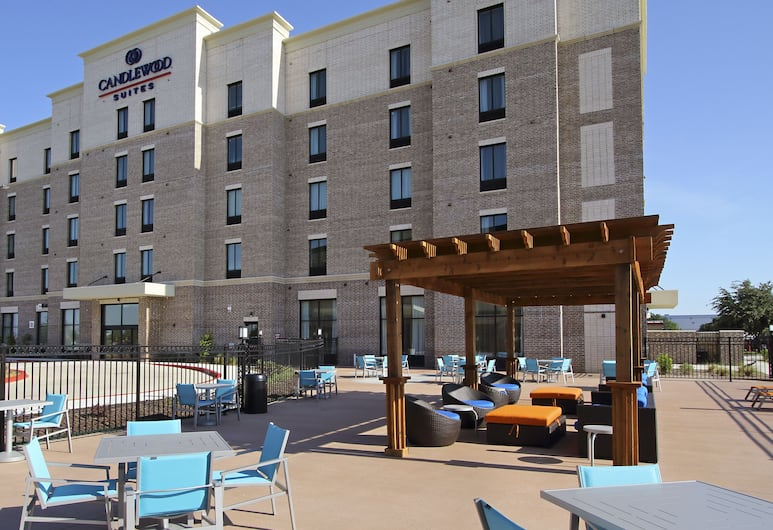 Candlewood Suites Dallas-Frisco NW Toyota Ctr, Frisco, Terasa