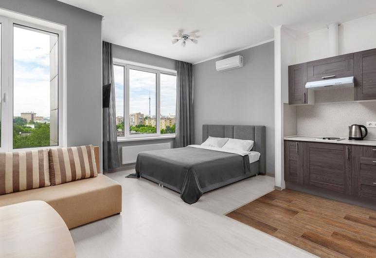 Tricolor Apartments, Moskwa, Apartament (29), Powierzchnia mieszkalna