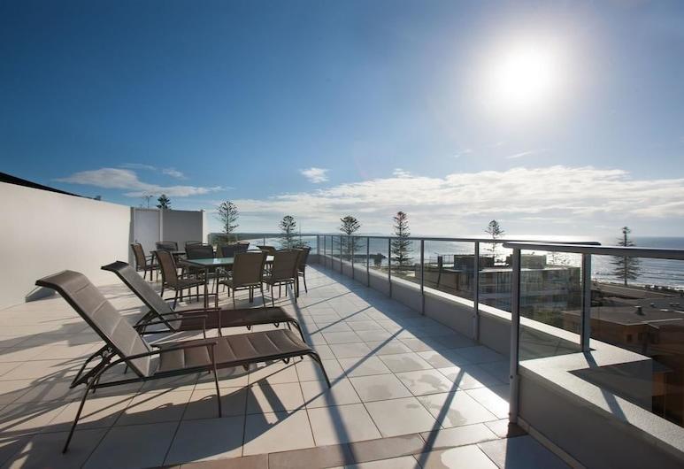 威廉街公寓酒店, 馬克夸立港
