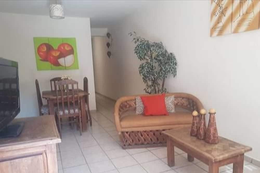 Апартаменты, для некурящих (Gustavo) - Зона гостиной