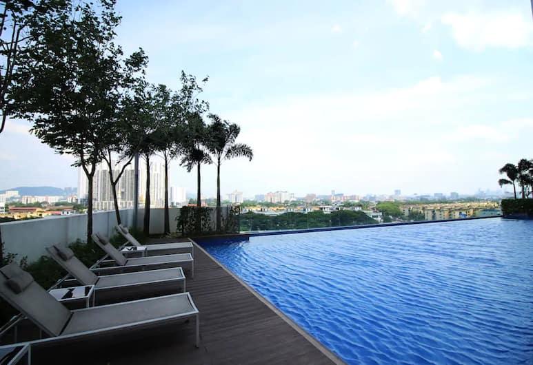 森特里歐潘單飯店, 吉隆坡