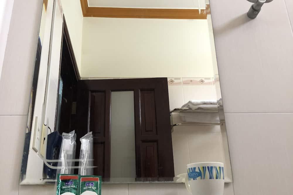 ห้องสแตนดาร์ดดับเบิลหรือทวิน - สิ่งอำนวยความสะดวกในห้องน้ำ