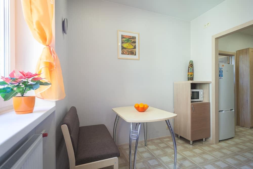 คอมฟอร์ทอพาร์ทเมนท์ - บริการอาหารในห้องพัก