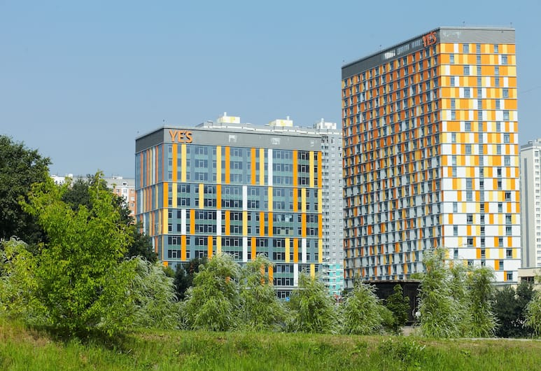 Apart-Hotel YE'S, Moscow, Exterior