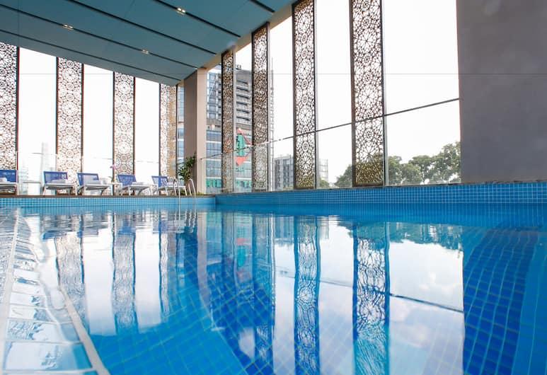 蘭花西貢飯店, 胡志明市, 室內游泳池