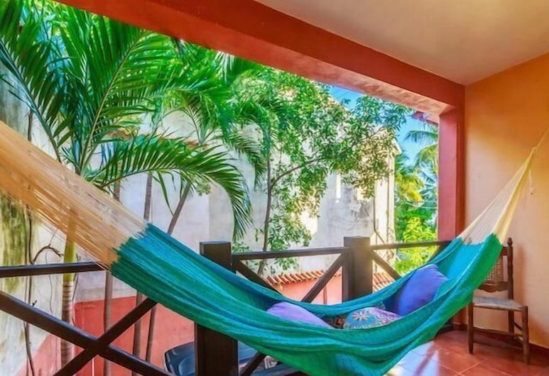 VC Boutique Hotel - Room 4, Isla Mujeres, Terase/iekšējais pagalms