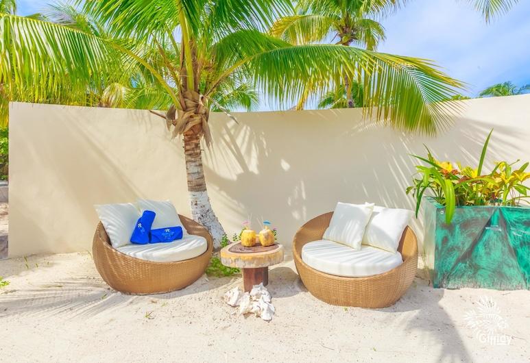 舒適套房天堂完美地點飯店 - 近北海灘, 女人島, 客房, 住宿範圍
