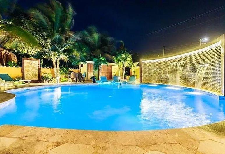 Isla Retreats - Villa 4, Isla Mujeres, Vila, Bazén
