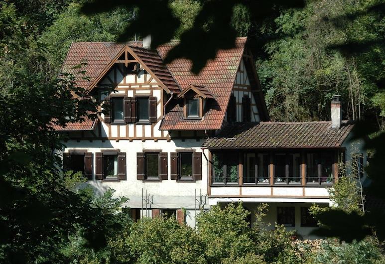 Das Haus am Hang, Schwäbisch Hall