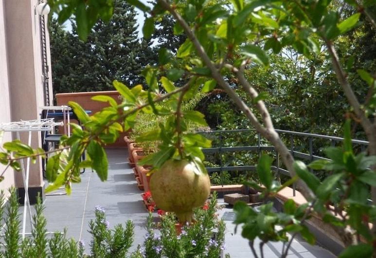 Etna Holiday Home, Николози, Терраса/ патио