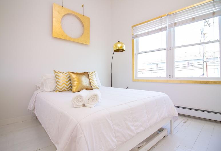 The High Tide Studio #4 Studio Bedroom Hotel Room, Broad Channel, Standarta numurs, Numurs