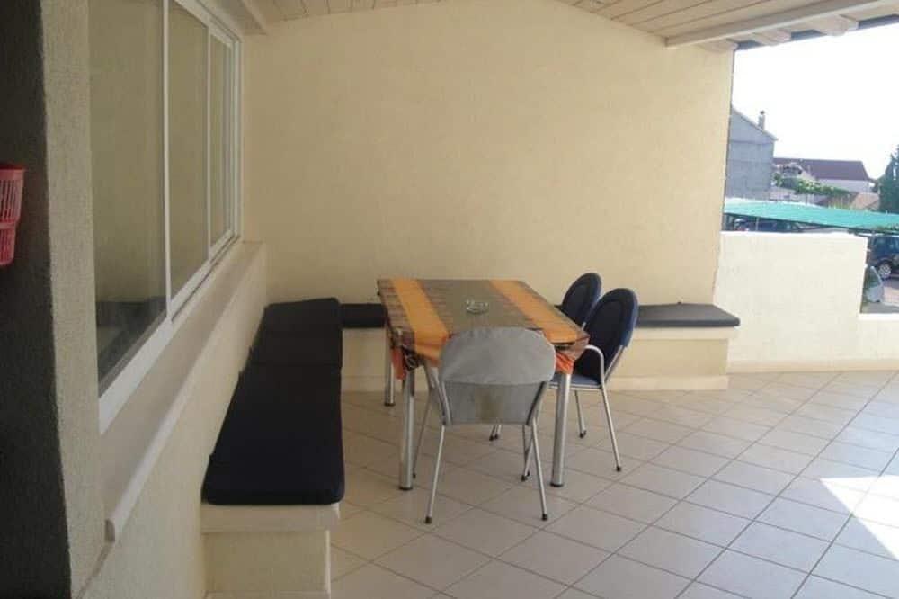 Apartment (2) - Balcony
