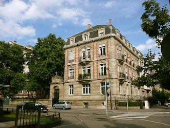 Strazburg bölgesindeki Les Lumières de la Ville resmi