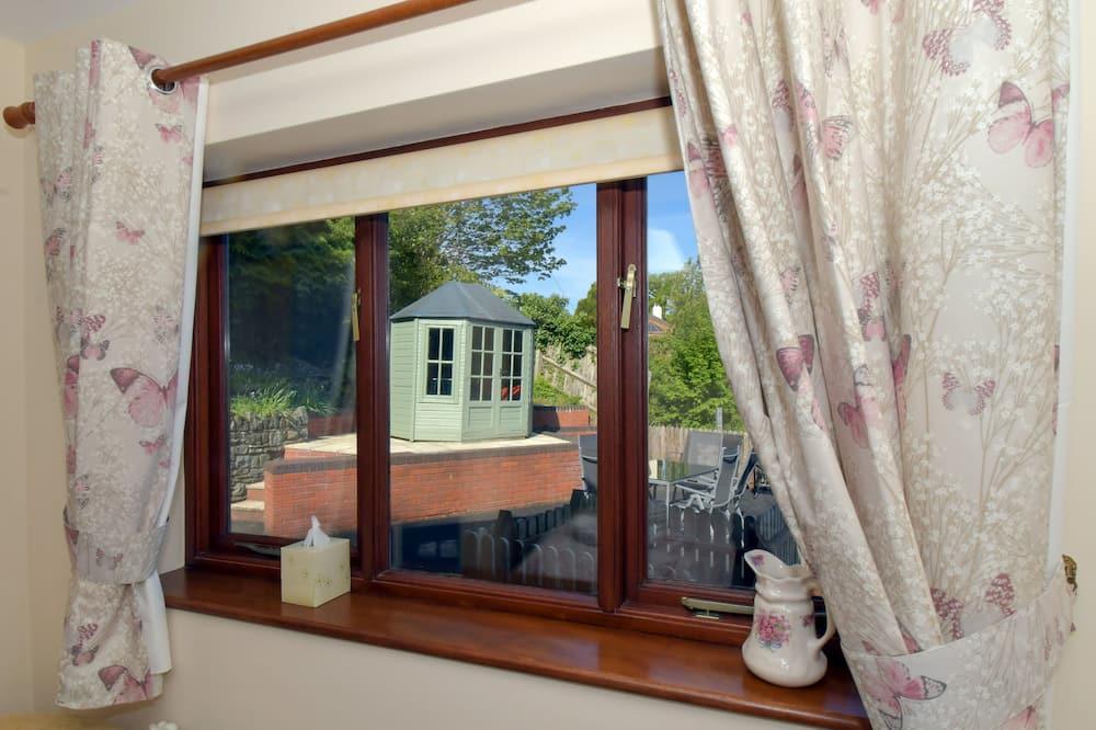 Habitación doble (En-suite) - Vista al jardín