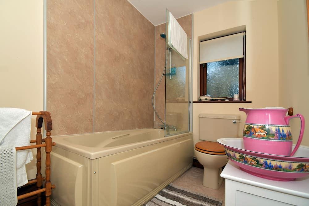 Habitación con 2 camas individuales (Private Bathroom) - Baño