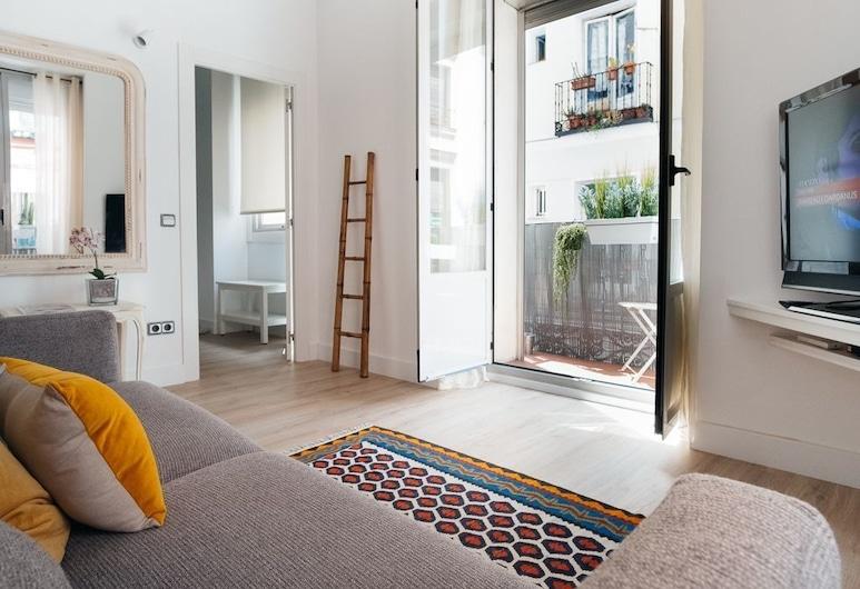 ATOCHA Apartment, Madryt, Apartament, 1 sypialnia, Powierzchnia mieszkalna