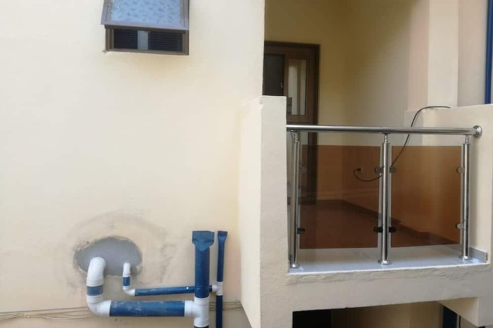Suite dupla com varanda nº7 - Balcony