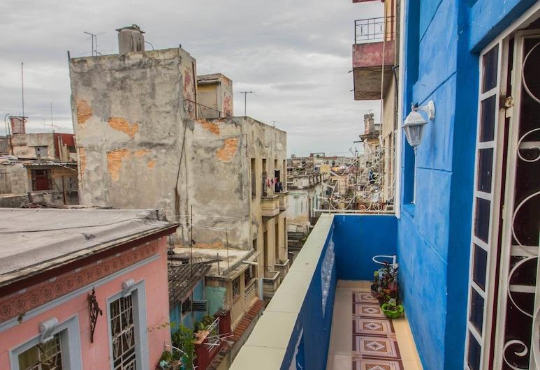 Blue Village - Best of Old Havana, Havana, Balcony