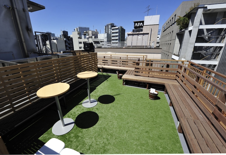 DJ Hostel Ginza, Tokyo, Mixed Dormitory 1 Person , Guest Room