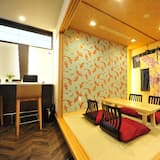 Mixed 4 Person in Dormitory  - Living Area