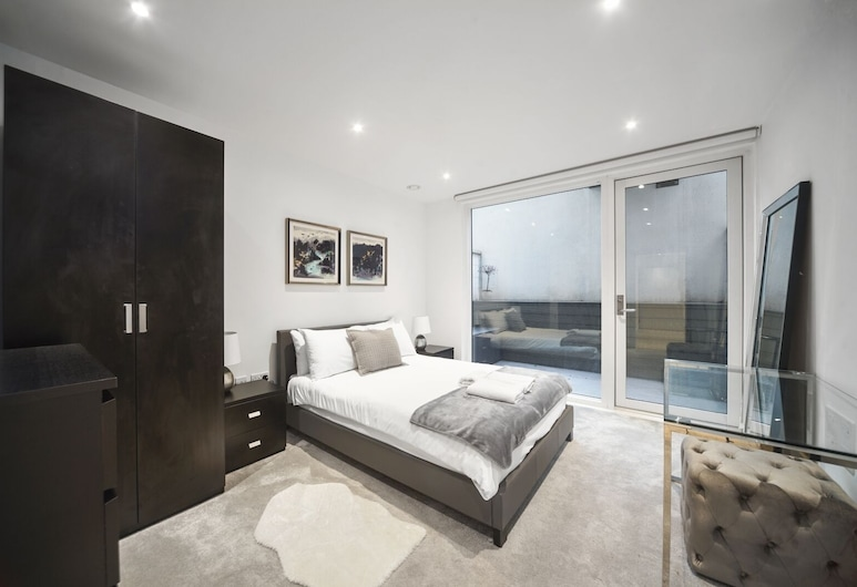 Stylish Apartments near Central London FREE WIFI, London, Exclusive-Apartment, Zimmer